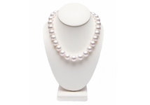 necklace southsea pearl white colour