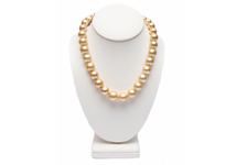 Necklace southsea pearl gold colour